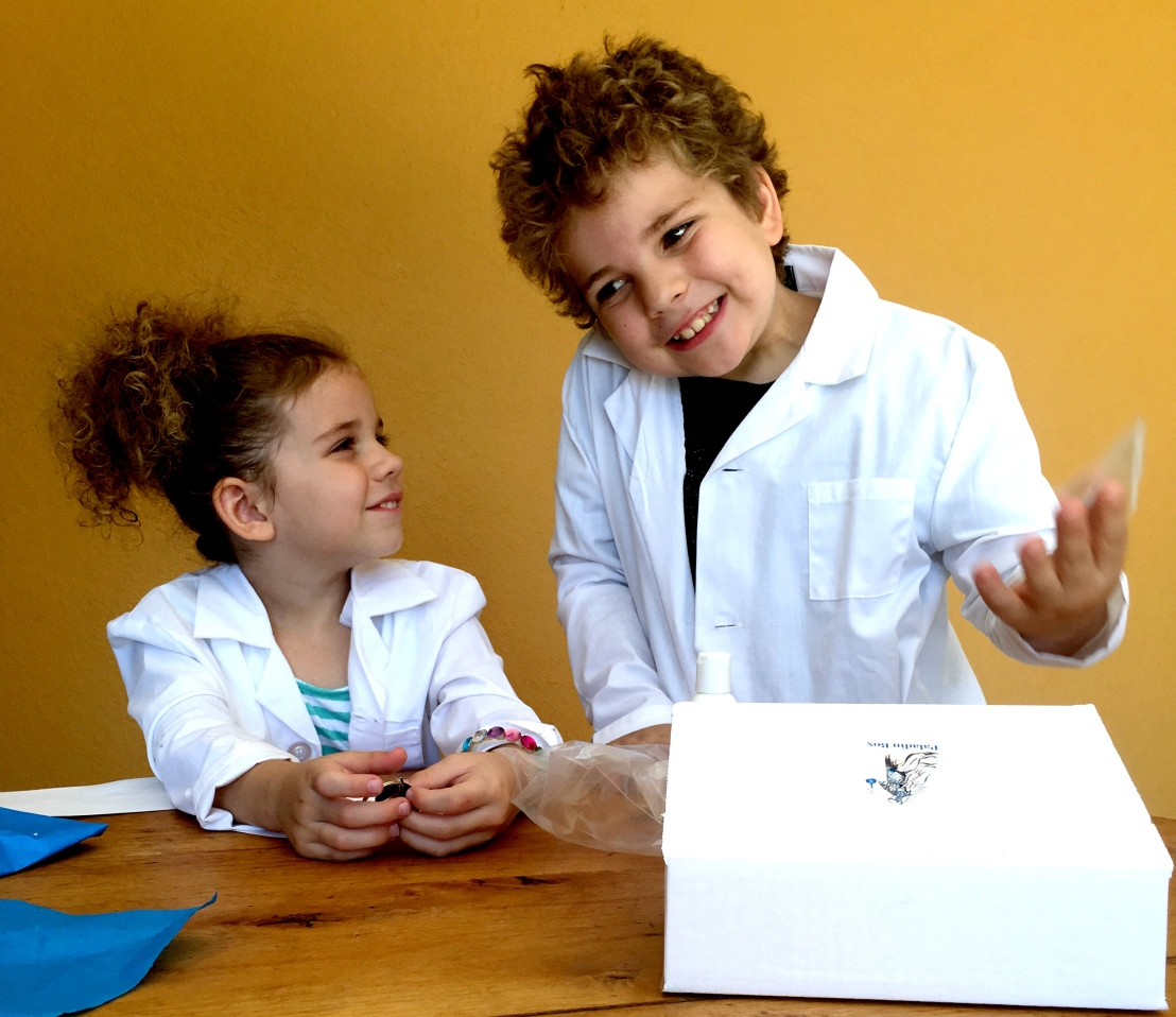 Science Boxes Now Available!